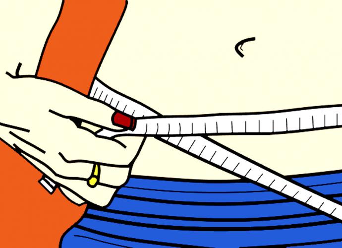 Jak zhubnout břicho a boky