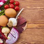 potraviny bohaté na protein nebo bílkoviny