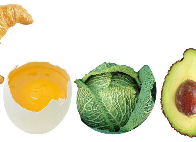 Potraviny bohaté na bílkoviny a protein